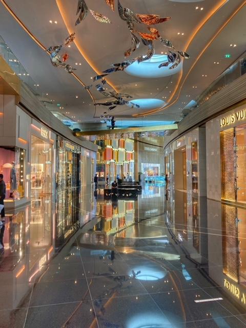 Einkaufszentrum Bangkok 1