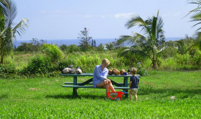 Hawaiiliebe