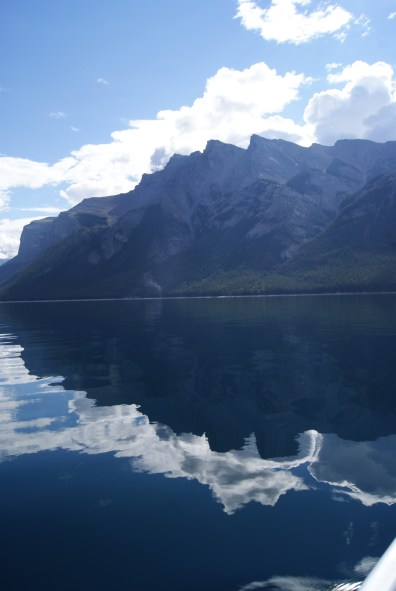 Lake Minnewanka, Foto: ©Denise Ott