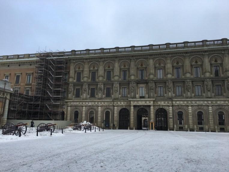 Kungliga slottet, Foto: ©Denise Ott