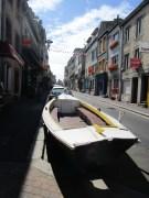 Boote statt Autos