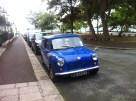 Mini in Blau