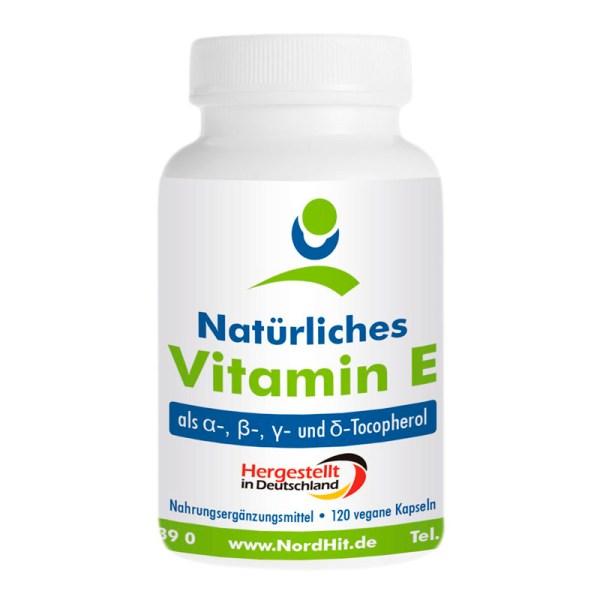 Natürliches Vitamin E