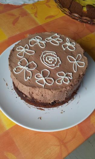 fruchtige Schokozauber-Torte