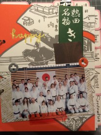 Karate, Memory Book, Februar