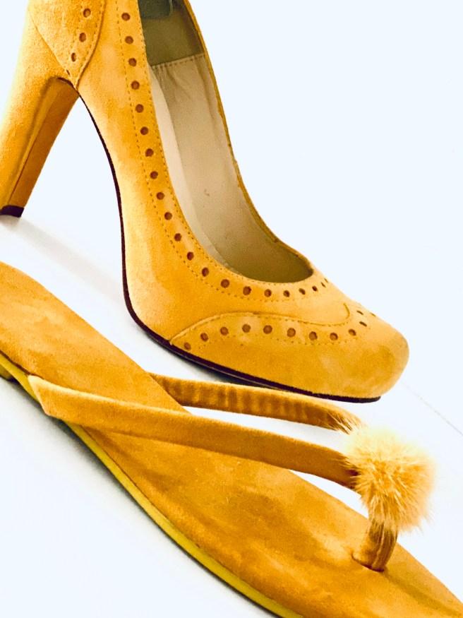 High Heels oder Flip Flops?