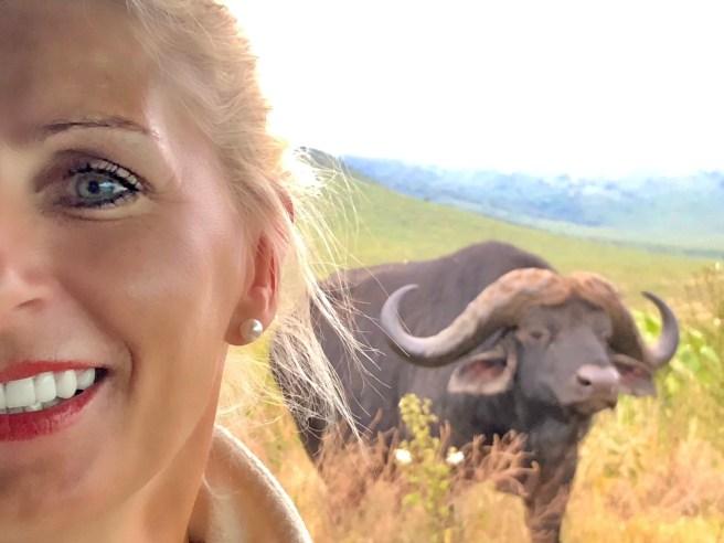 Die Serengeti und ich