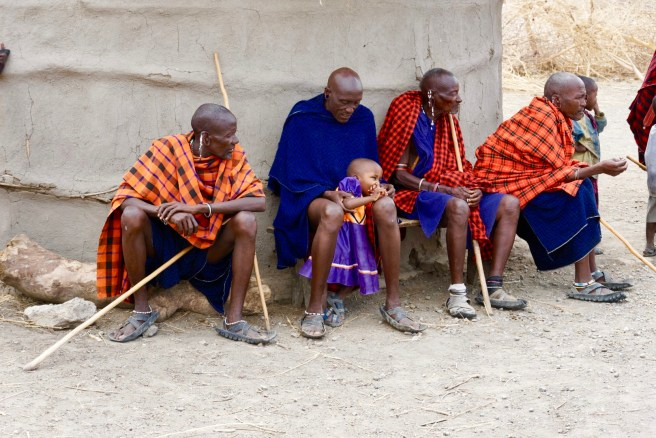 Tansania - Massai