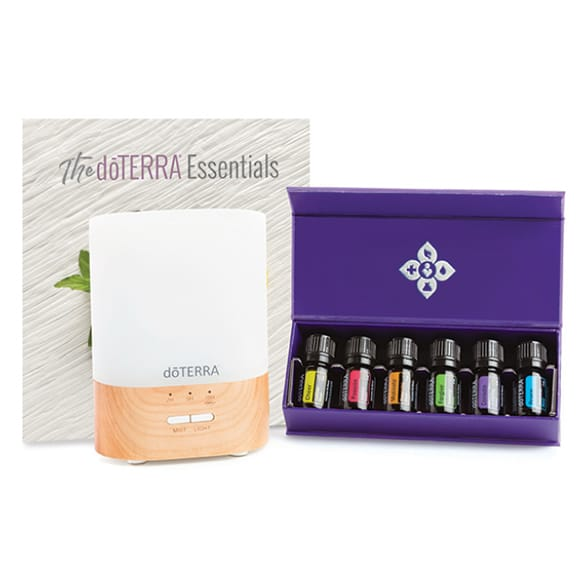 doTERRA Essential Aromatics Diffused Kit