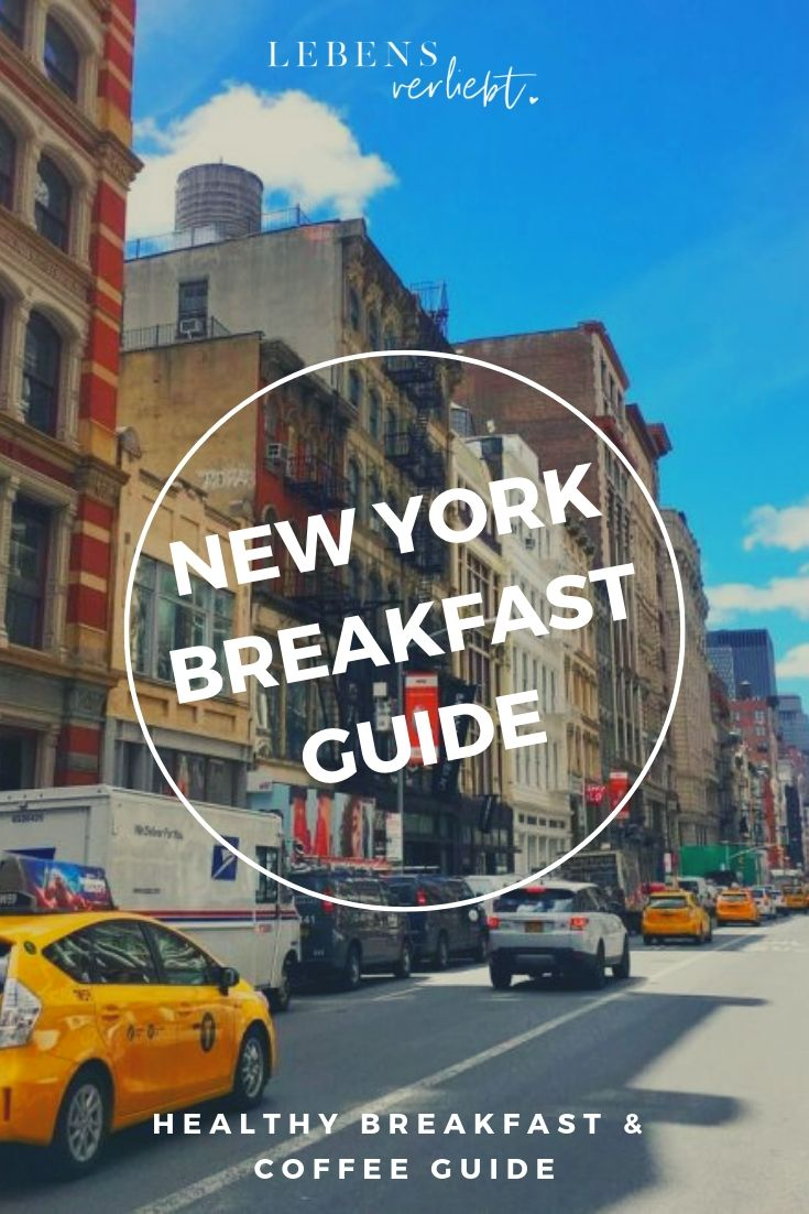 New York City Breakfast Guide auf lebensverliebt.de