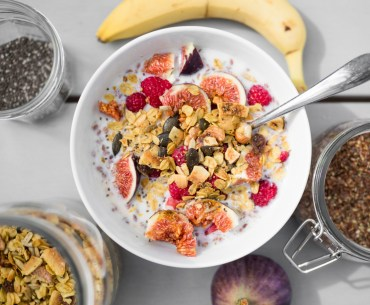 Granola: knuspriges Müsli selber machen