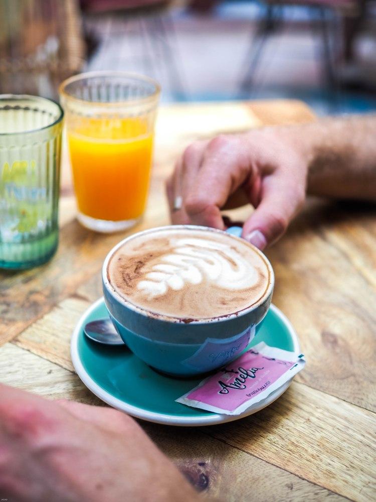 Lissabon Food Guide auf lebensverliebt.de, Kaffee & Frühstück im Amelia