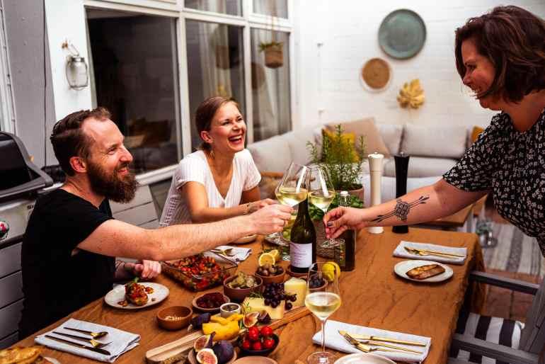 Rezept für Bruschetta mit Aubergine und Tomaten _Dein Italien-Urlaub Zuhause auf lebensverliebt.de
