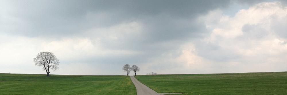 Weg nach Kempten
