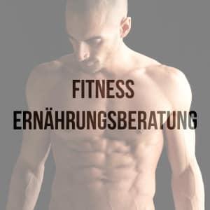 Fitness Ernährungsberatung
