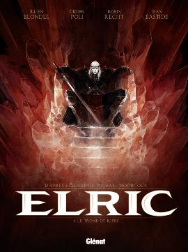 Elric, tome 1 : Le trône de rubis