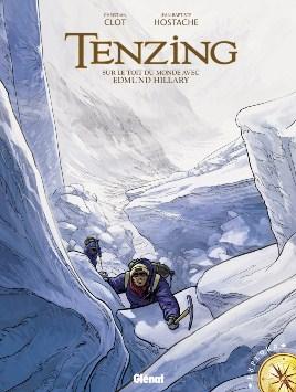 Tenzing : Sur le toit du monde avec Edmund Hillary
