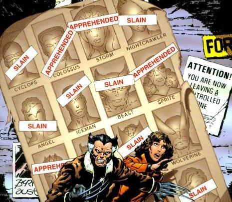 La campagne virale de X-Men : Days of Future Past