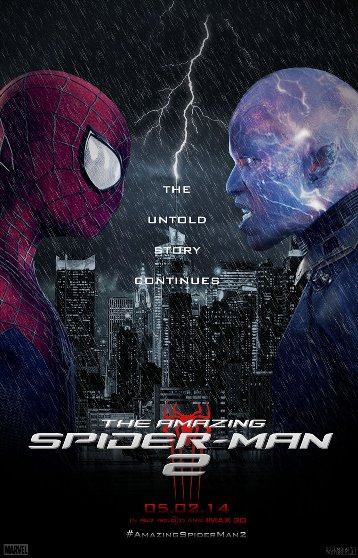 Nouvelle bande-annonce pour The Amazing Spider-Man : Rise of Electro