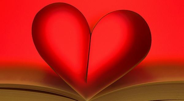 La Tartine du Dimanche matin #15 : Offrir des livres à la Saint-Valentin