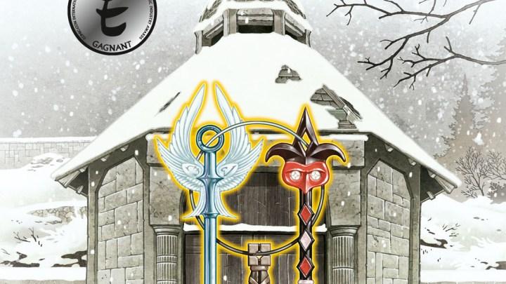 Locke & Key, tome 4 : Les clés du royaume