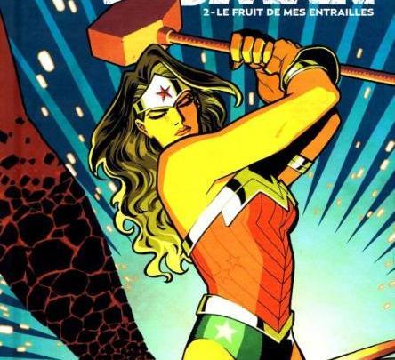 Wonder Woman, tome 2 : Le fruit de mes entrailles