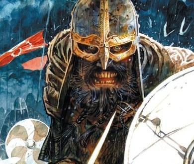 Northlanders 1 Livre anglo-saxon