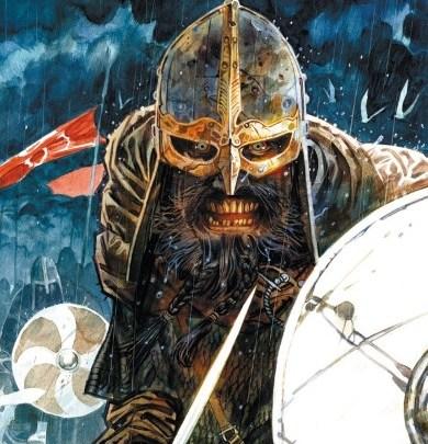 Northlanders, Intégrale 1 : Le Livre anglo-saxon