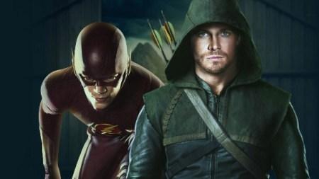CW Flash Arrow