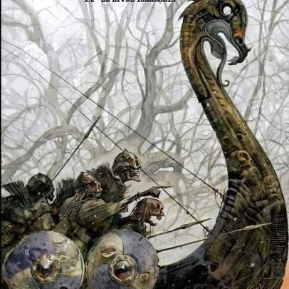 Northlanders, Intégrale 2 : Le Livre islandais