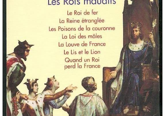 Les rois maudits [Intégrale]