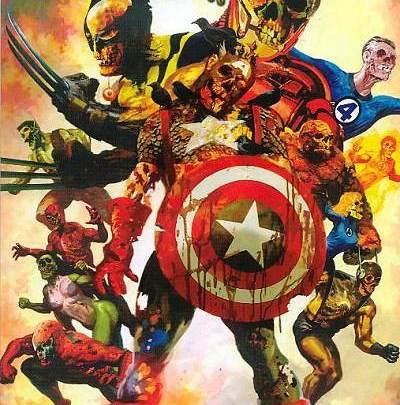 Marvel Zombies, tome 3 : Le goût de la mort