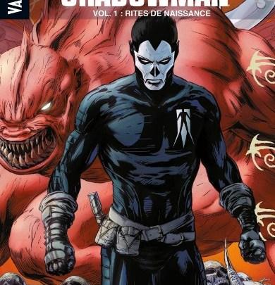 Shadowman, tome 1 : Rites de naissance