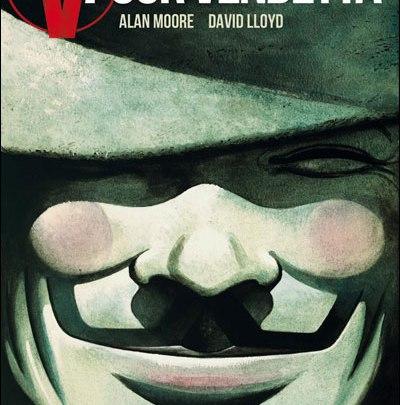 V pour Vendetta [comics]
