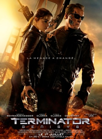 Terminator Genisys affiche