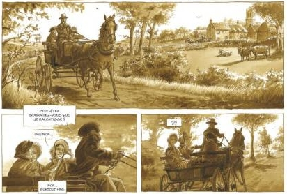 Holmes tome 1 planche 2