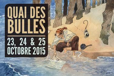 Quai des Bulles 2015, Conférence #1 : L'histoire du dessin satyrique