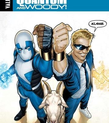 Quantum & Woody, tome 1 : Les pires super-héros du monde