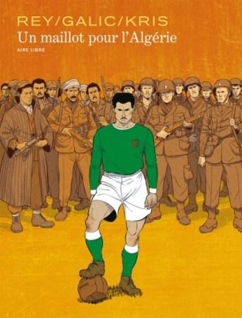 Un maillot pour l'Algérie