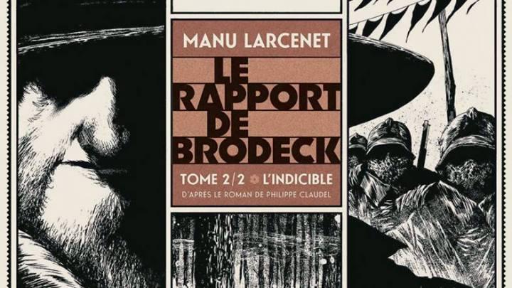Le Rapport de Brodeck, tome 2/2 : L'Indicible