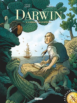 Darwin, tome 2 : L'origine des espèces