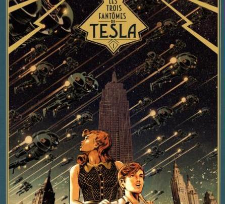 Les trois fantômes de Tesla, tome 1 : Le mystère chtokavien