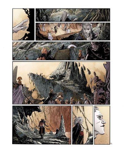 Elric tome 2 planche 1