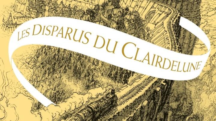 La Passe-Miroir, tome 2 : Les disparus du Clairdelune
