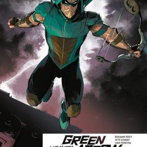 Green Arrow, tome 1 - Vie et mort d'Oliver Queen
