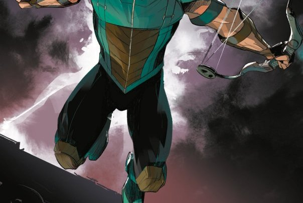 Green Arrow Rebirth, tome 1 : Vie et mort d'Oliver Queen