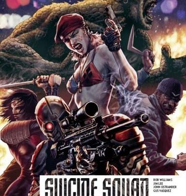 Suicide Squad Rebirth, tome 2 : Sains d'esprit