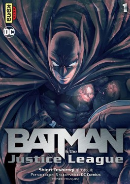 Batman & The justice league, tome 1