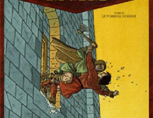 INRI, tome 3 : Le Tombeau d'Orient