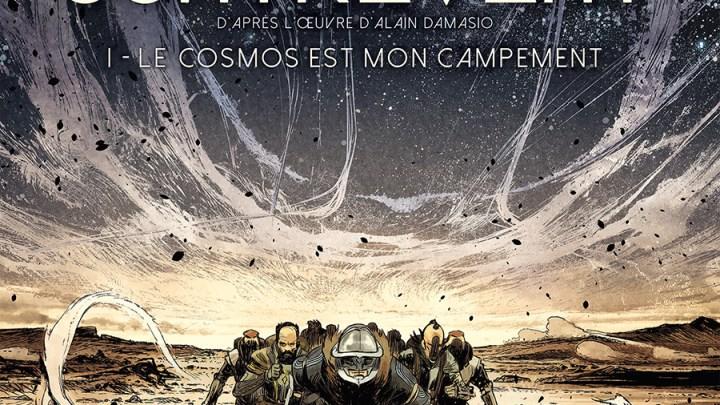 La Horde du Contrevent, tome 1 : Le cosmos est mon campement